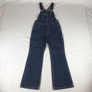 Women's Tommy Hilfiger Vintage Overalls (L) ** GUC